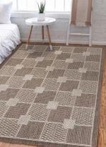 [Kusový koberec Taverna 7787-P609 Coffee Brown Wool]