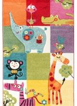 [Detský kusový koberec Jasper Kids 21903-110 Multi]