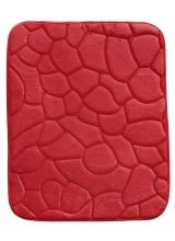 [Kúpeľňová predložka - 0133 RED]