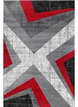 [Kusový koberec Warner 1180A Red]