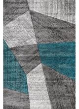[Kusový koberec Warner AG004 Blue]