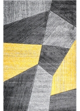 [Kusový koberec Warner AG004 Yellow]