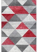 [Kusový koberec Calderon 1530A Red]