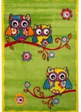 [Koberec OWLS - 199272 Green]