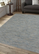 [Kusový koberec Ronse 7071 / 2T13 Brown / Blue]