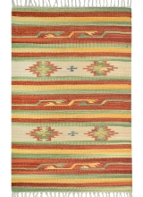 [Tkaný koberec Country 193 - 60x90 cm]