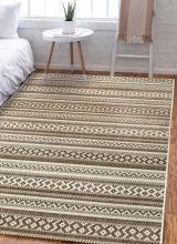 [Kusový koberec Taverna 5032-P601 Wool Coffee Brown]