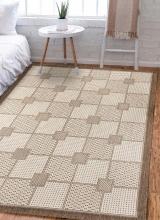 [Kusový koberec Taverna 7787-P601 Wool Coffee Brown]