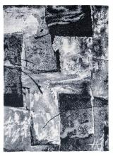 [Koberec Lunar 4226A White/Anthracite]