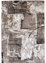 [Koberec Lunar 4226A White/Brown]