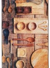 [Predložka do kuchyne 3D - škandinávia - 3030/102]
