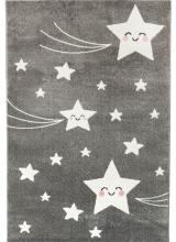 [Detský kusový koberec Playtime 0610A D.Grey]