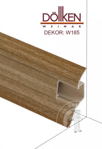 Podlahová lišta DOLLKEN W185 Akácia Zlatá