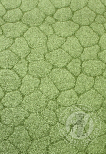 Koberec KAMENE 065 Zelený