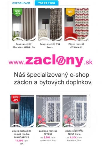 www.zaclony.sk