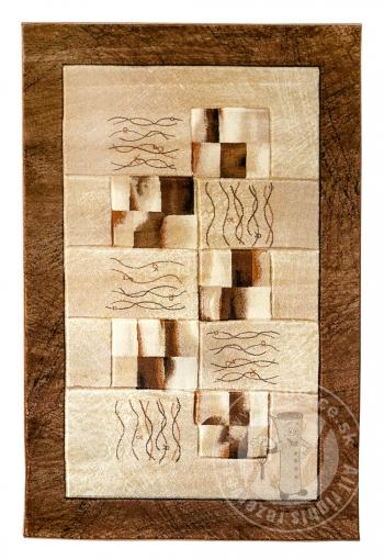 Kusový koberec Mango 3756 Brown Beige