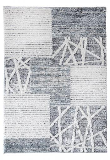Kusový koberec Cannes 7884B White/L.Grey