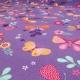 Detský metrážny koberec PAPILLON 17