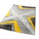 Kusový koberec Warner 1180A Yellow