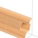 Podlahová lišta DOLLKEN W134 Buk Tmavý