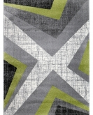 [Kusový koberec Warner 1180A Green]