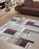 [Kusový koberec Loft 5177A Brown / Beige]